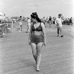 Rockaway Beach by Sam Shere, Sam Shere photography, indecent exposure tickets, Rockaway history