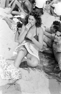 Rockaway Beach by Sam Shere, Sam Shere photography, indecent exposure tickets, Rockaway history