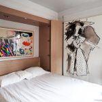 tudor city studio, tudor city apartments, tudor city living, brian thompson nyc, tiny apartments, micro living, micro apartments nyc