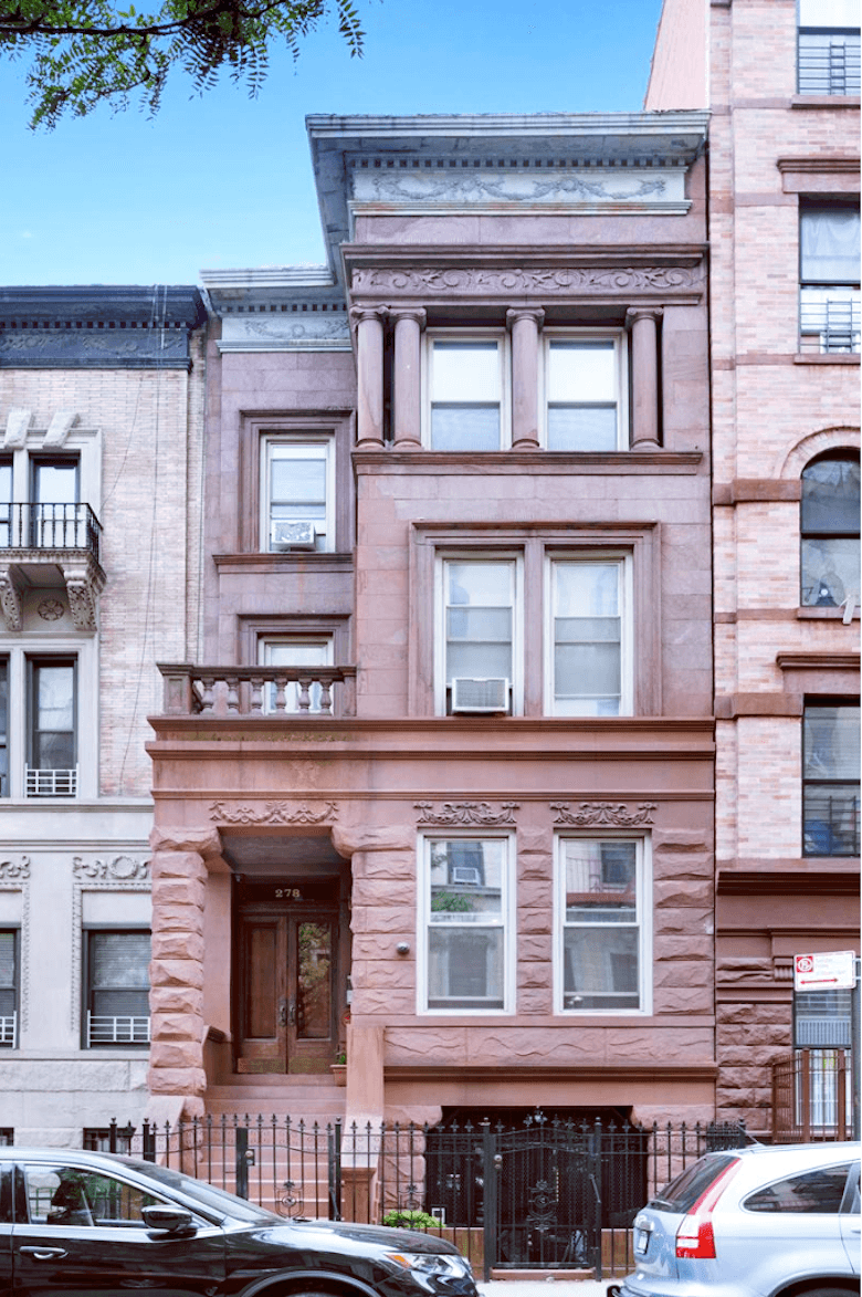 The Harlem Townhouse Where Harry Houdini Lived Is For Sale