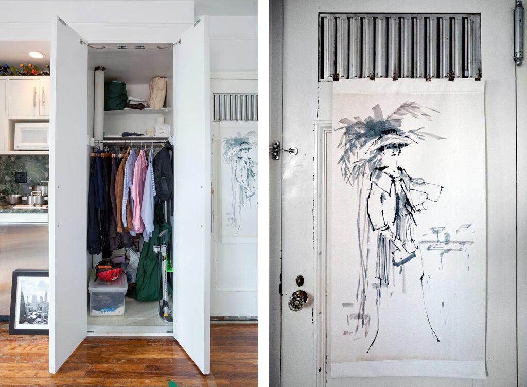 Brian Thompson Tudor City Studio Apartment