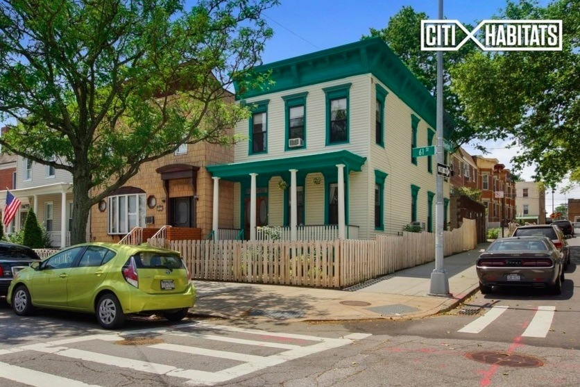 $850K for this 1899 Victorian home in Ridgewood with a charming front porch