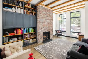 184 Calyer Street, Greenpoint, Cool Listings, townhouses, outdoor space,