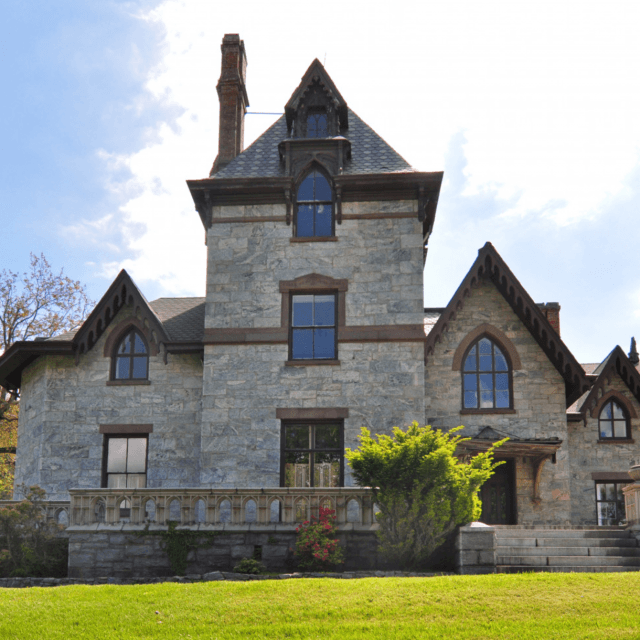Haunted Gothic mansion is a $2M fixer-upper in Westchester County