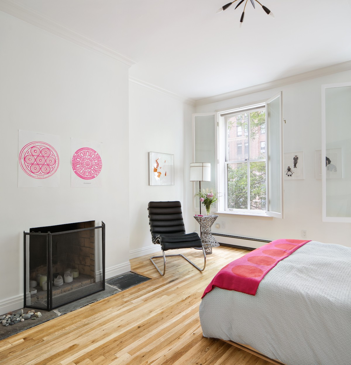 440 West 23rd Street, Cool listings, Chelsea, Fitzroy Townhouses, Clement Clark Moore, co-ops, outdoor space