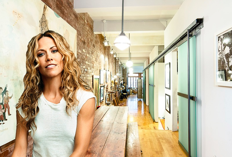 Sheryl Crow sells her incredible Noho loft for $2.72M