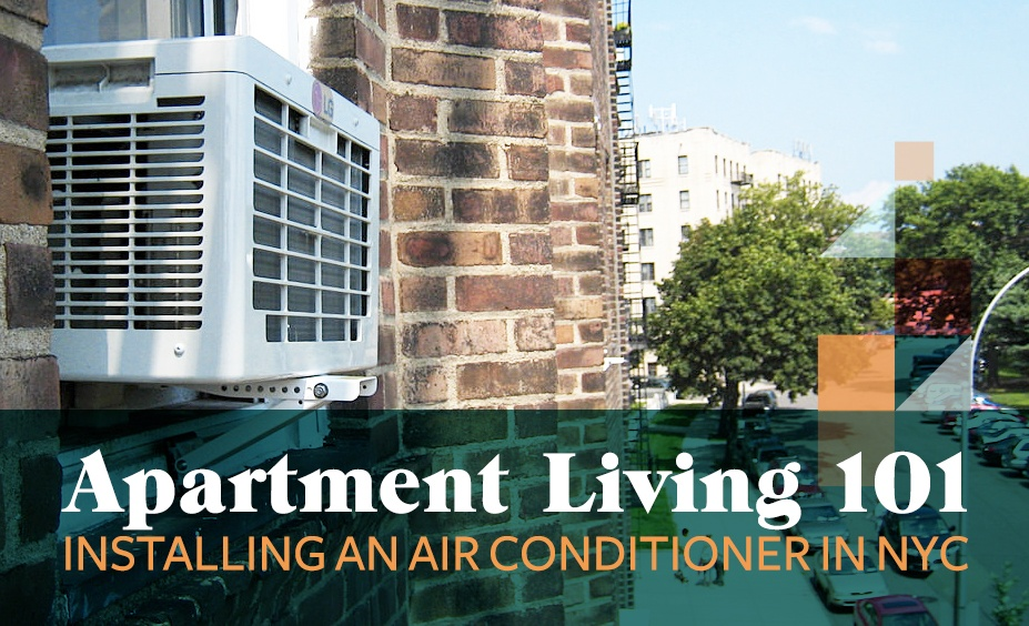How to choose and install an air conditioner in NYC
