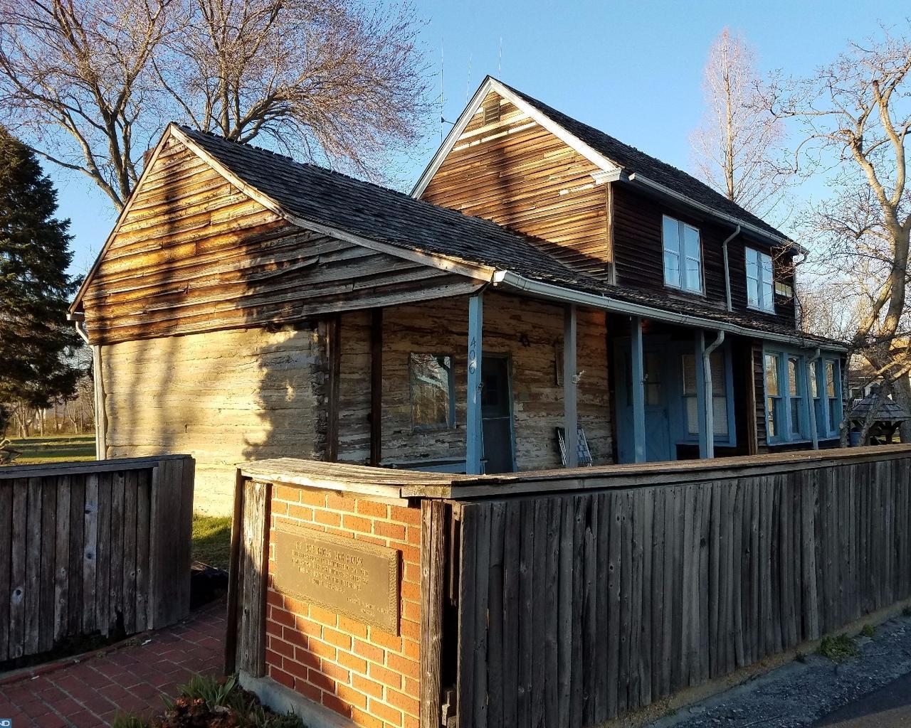 own america u0027s oldest surviving log cabin for 2 9 million 6sqft