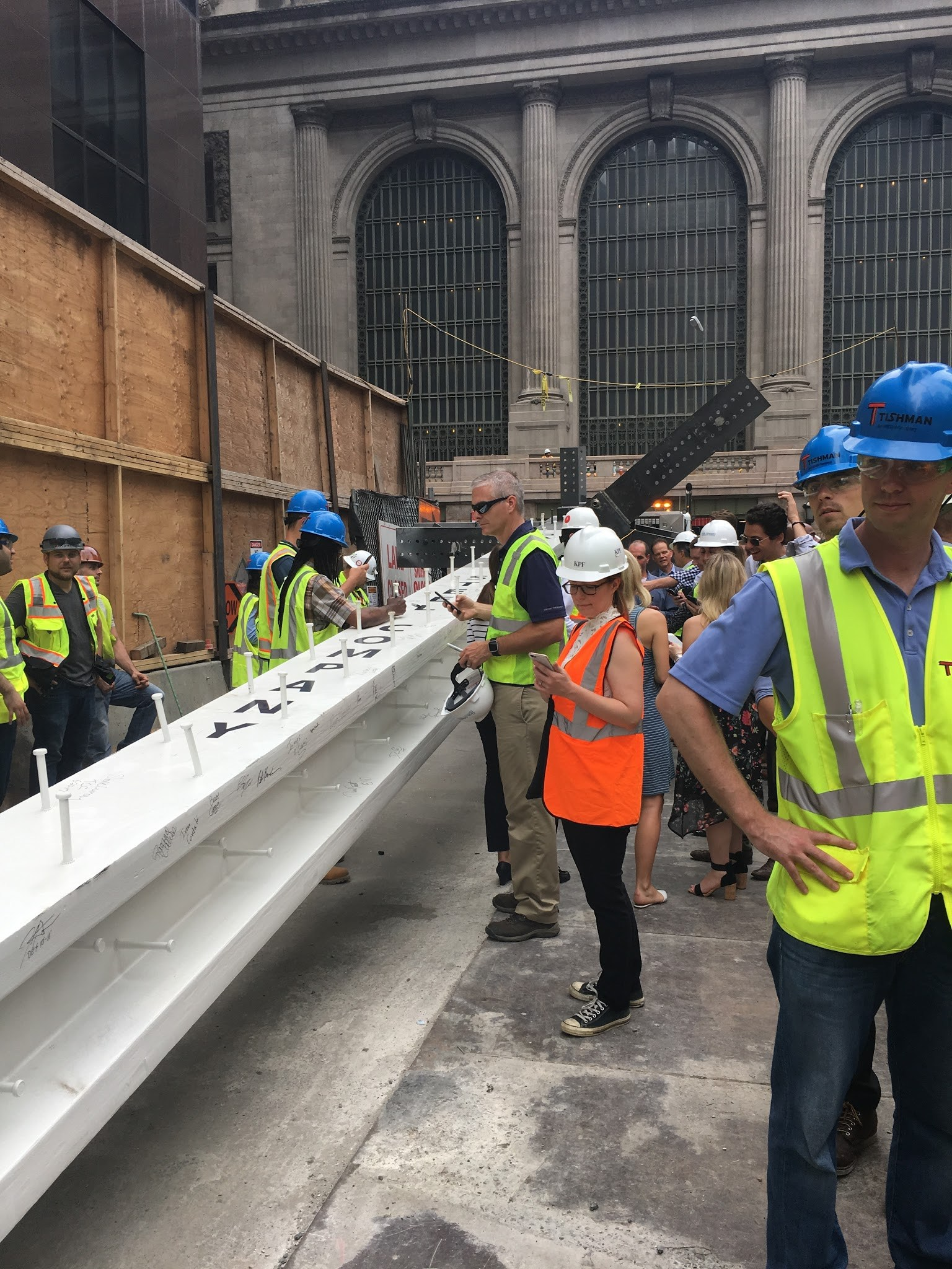 One Vanderbilt, SL Green Realty, AECOM