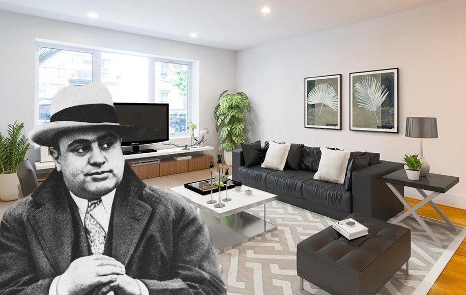 Live in Al Capone's former Park Slope home for $2.85M