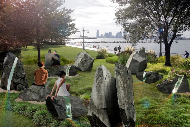 Cuomo unveils winning design for NYC's first public monument to LGBT people