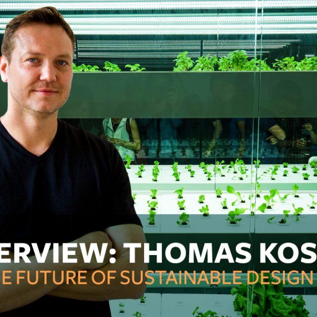 INTERVIEW: Architect Thomas Kosbau on the exciting future of sustainable design in NYC