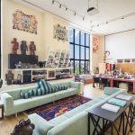 Ettore Sottsass, Jean Pigozzi, sotheby's penthouse, hotel des artistes