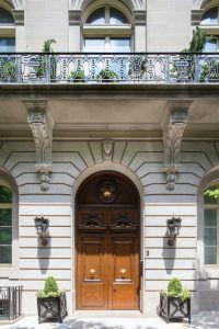 3 East 95th Street, Carhart Mansion, Tamara Mellon, George Condo