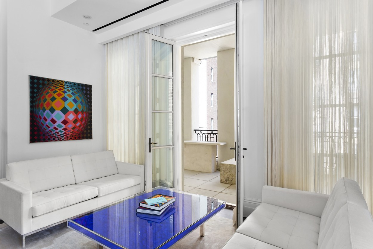 3 East 95th Street, Carhart Mansion, Tamara Mellon, George Condo