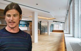 16 Hudson Street, Josh Hartnett, Tribeca celebrities