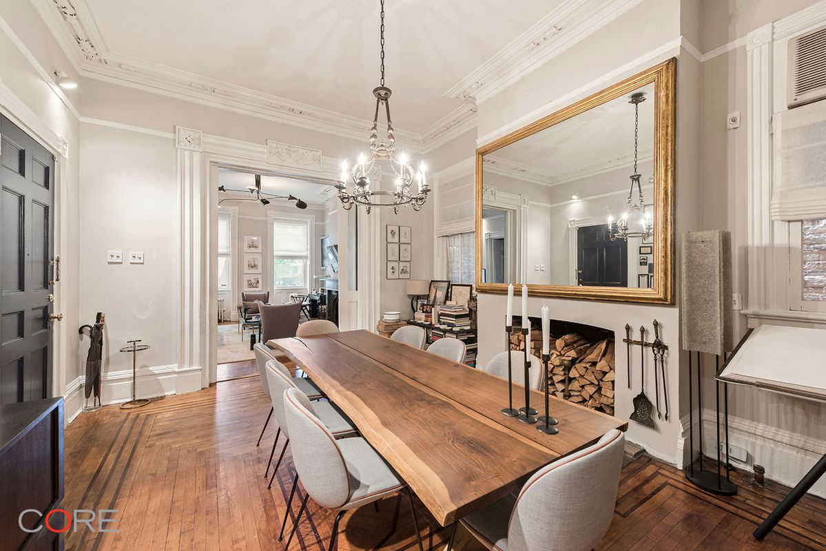 Rent the lavish parlor floor of this 1900s soho townhouse for Townhouse for rent nyc