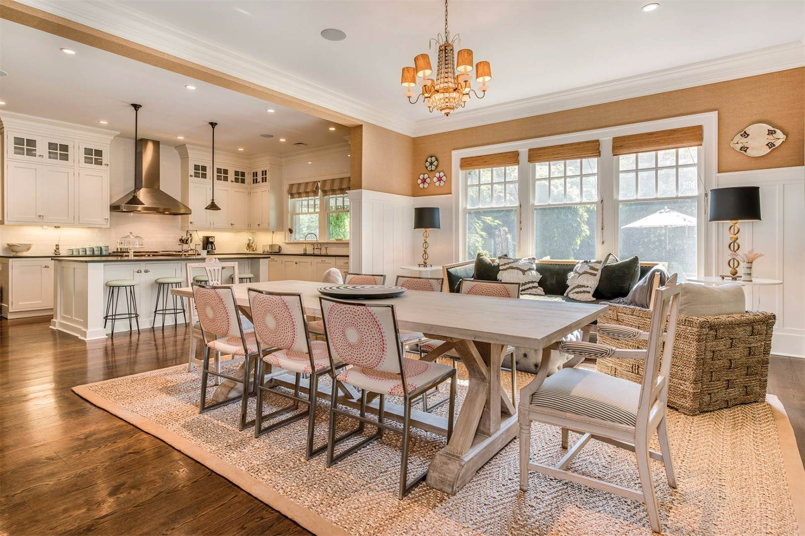 Food Network darling Katie Lee selling decked-out Hamptons estate ...