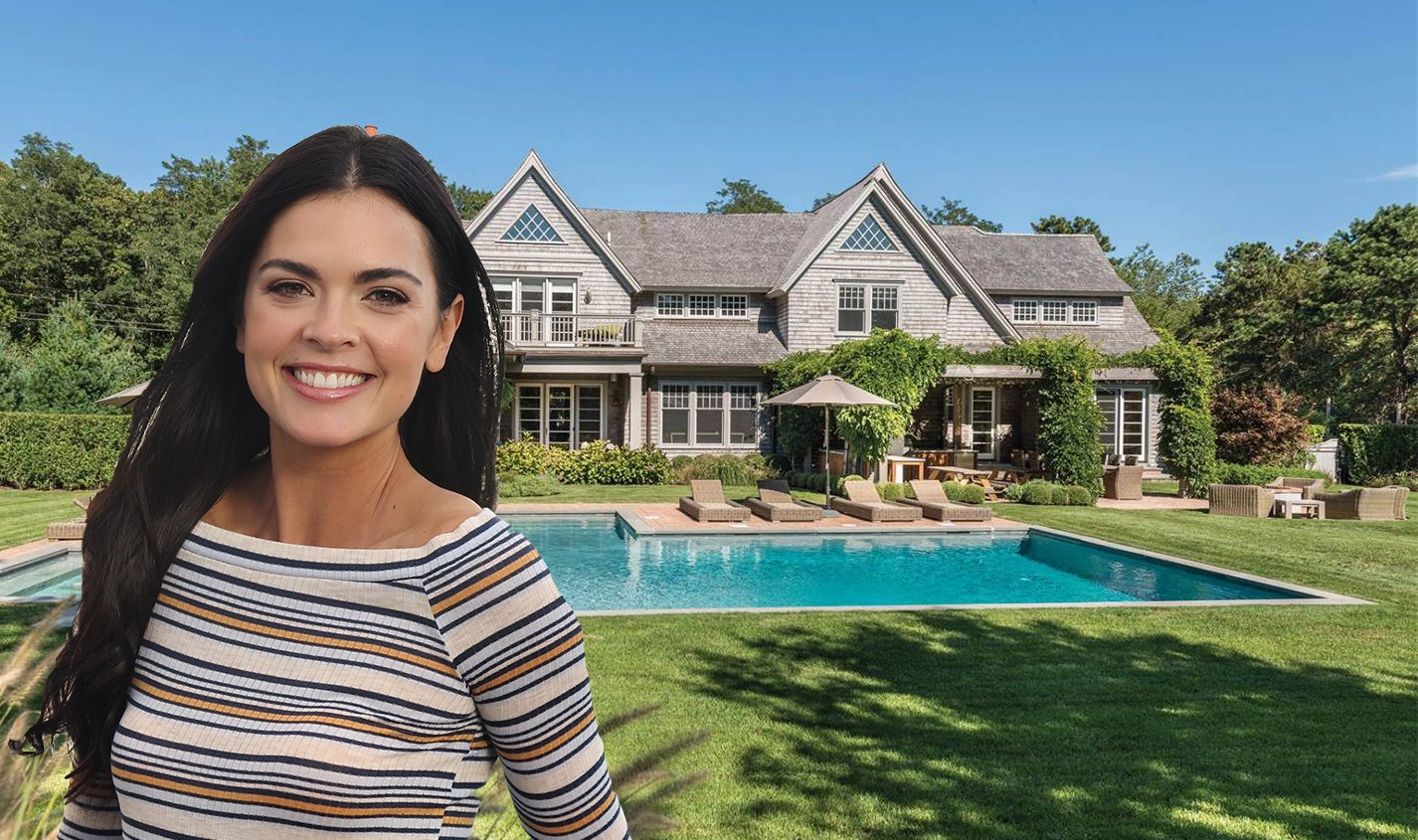 Food network darling katie lee selling decked out hamptons estate view photo in gallery thecheapjerseys Image collections