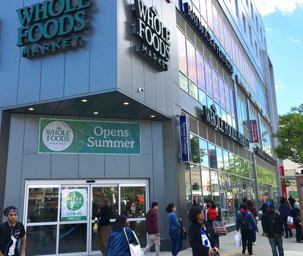 Whole Foods Harlem Address