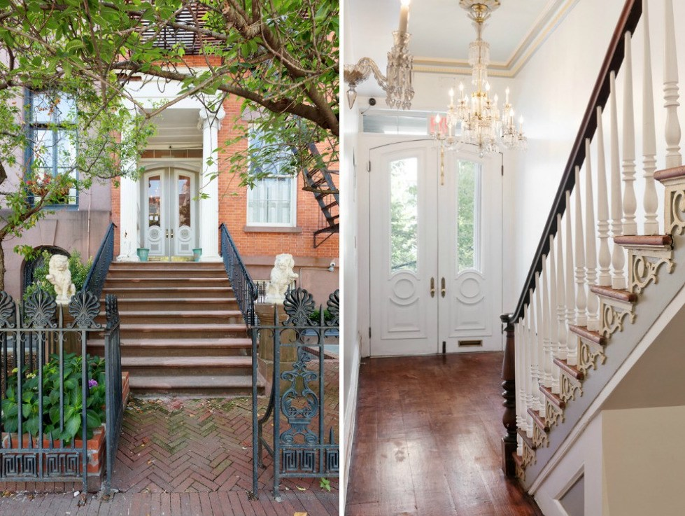 Emma Stone S Former Chelsea Townhouse Gets A Price Chop