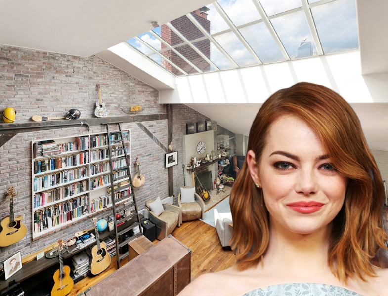 Pleasant Emma Stones Former Chelsea Townhouse Gets A Price Chop And Interior Design Ideas Philsoteloinfo