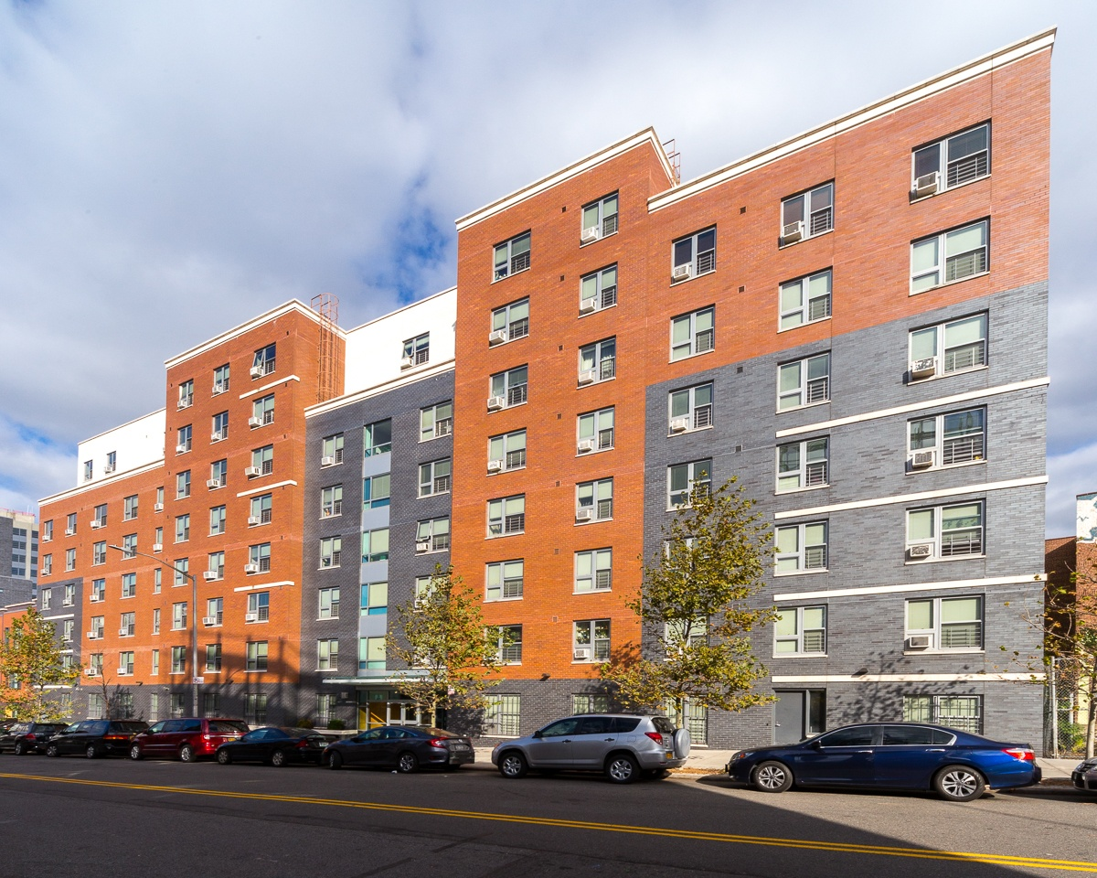 45 Clermont Avenue, Fort Greene, Affordable Housing