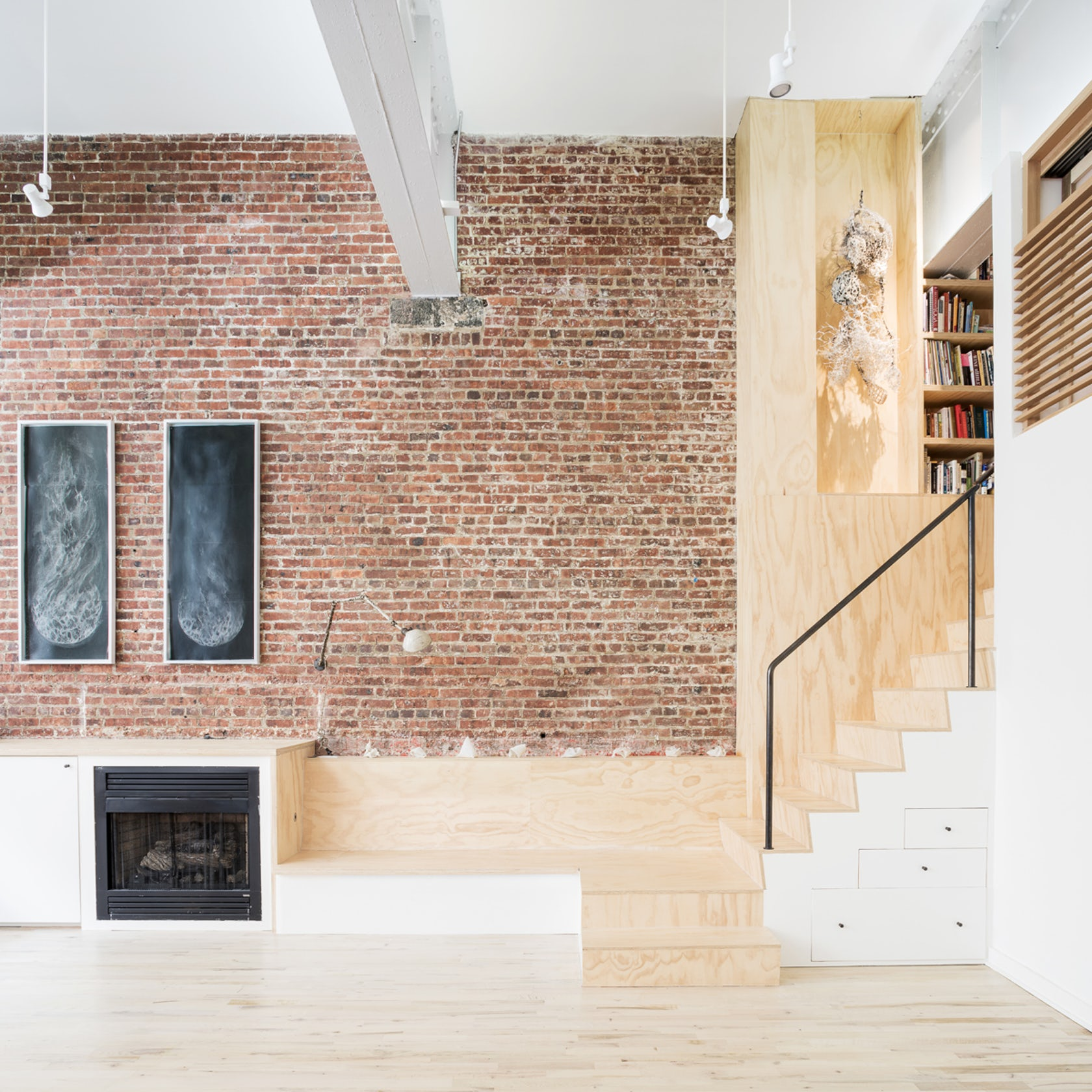 A former Wells Fargo horse stable in Jersey City gets
