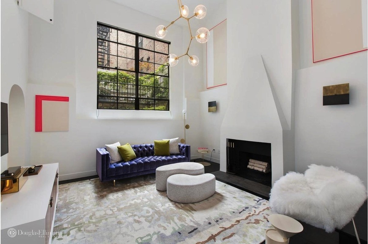 Posted on wed july 19 2017 by emily nonko in cool listings interiors west village