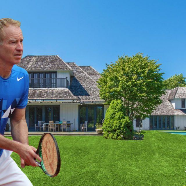 John McEnroe gets another grand slam, sells Southampton beach estate for $11.25M