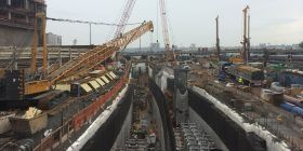 hudson yards tunnel, gateway program