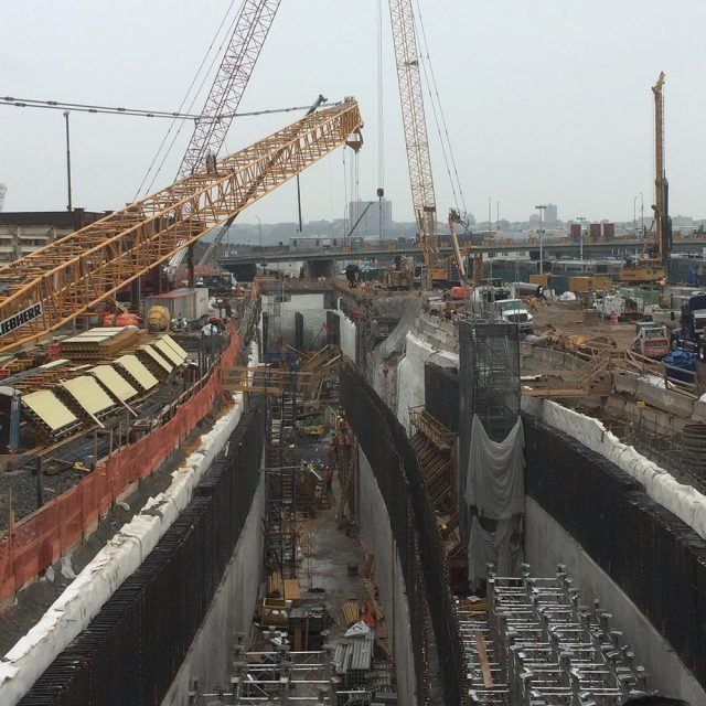 Nearly complete tunnels under Hudson Yards need more funding to finish