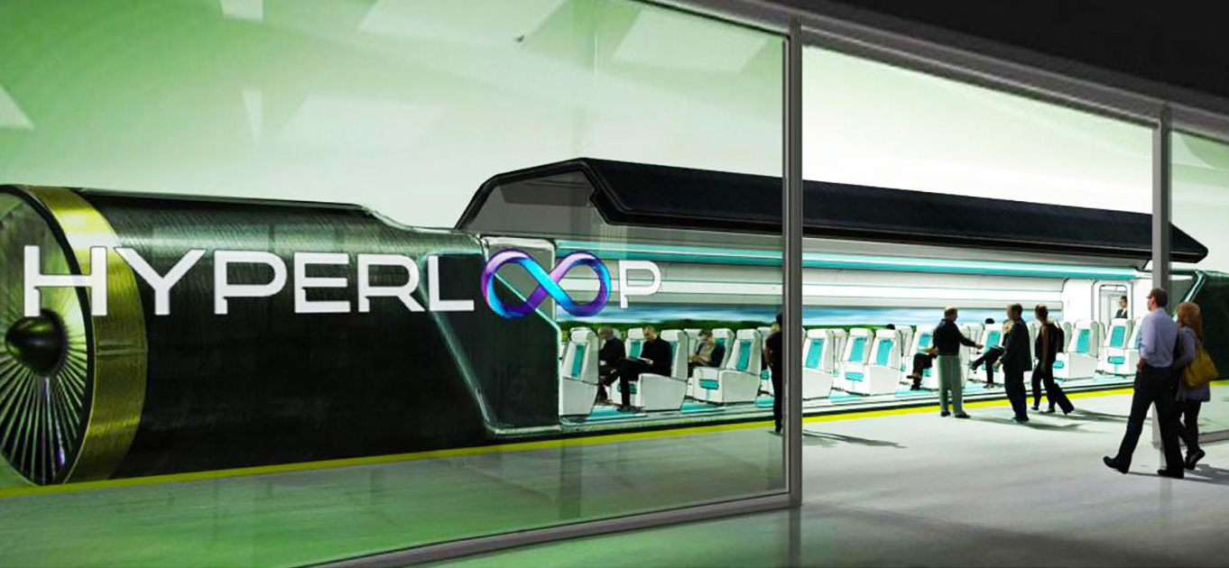Elon Musk says he received 'verbal' approval to build Hyperloop One between NYC and D.C.