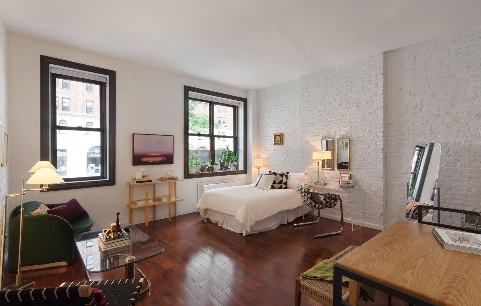 Form meets function at this cute $2,850/month Chelsea studio