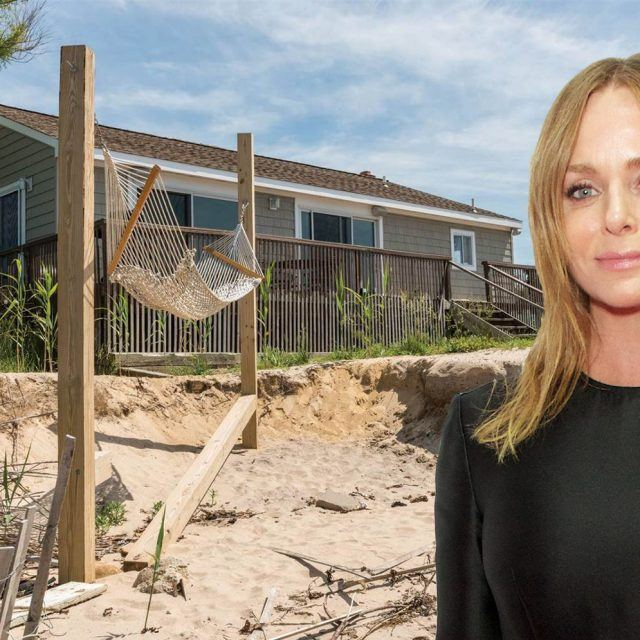 Rent Stella McCartney's laid-back Hamptons beach cottage for $30,000/month
