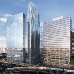 the jacx, tishman speyer, gotham center