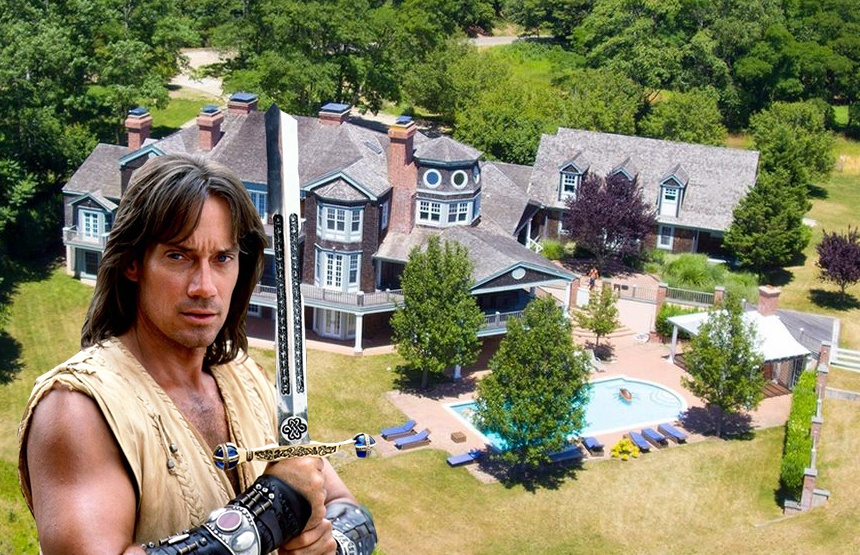a737bc3db09a3 Hercules  actor Kevin Sorbo chops the price of his giant Hamptons ...