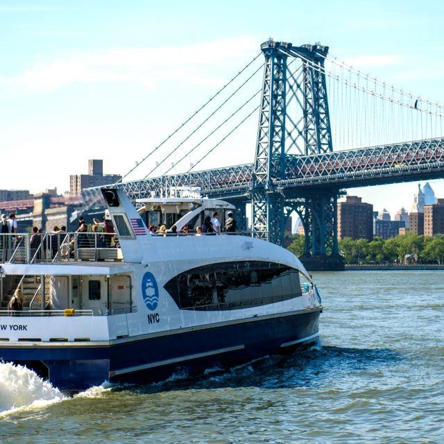 How will the NYC Ferry fare with winter weather?