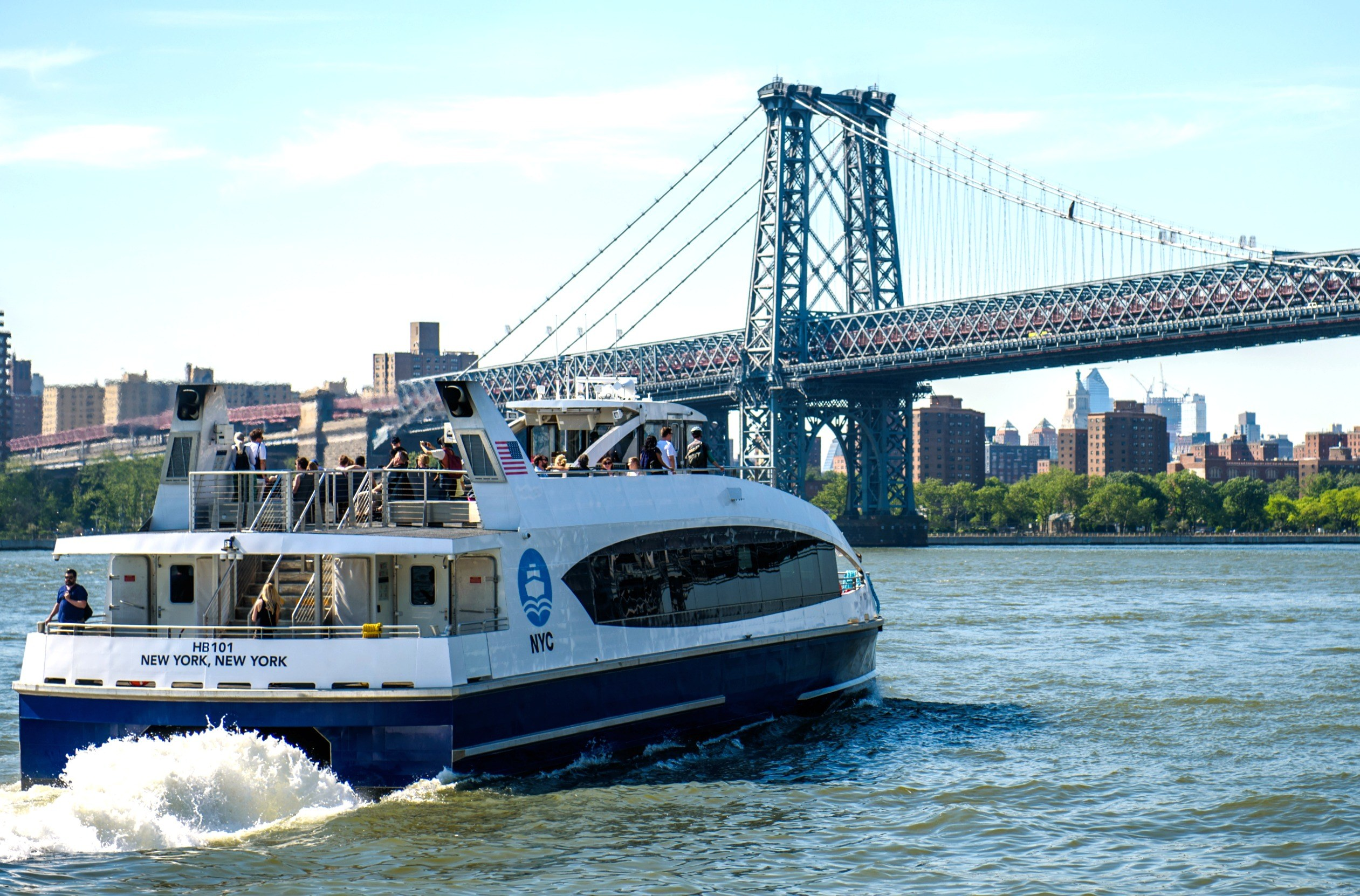 nyc ferry, citywide ferry service