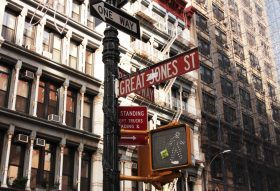 great jones street, samuel jones, great jones cafe