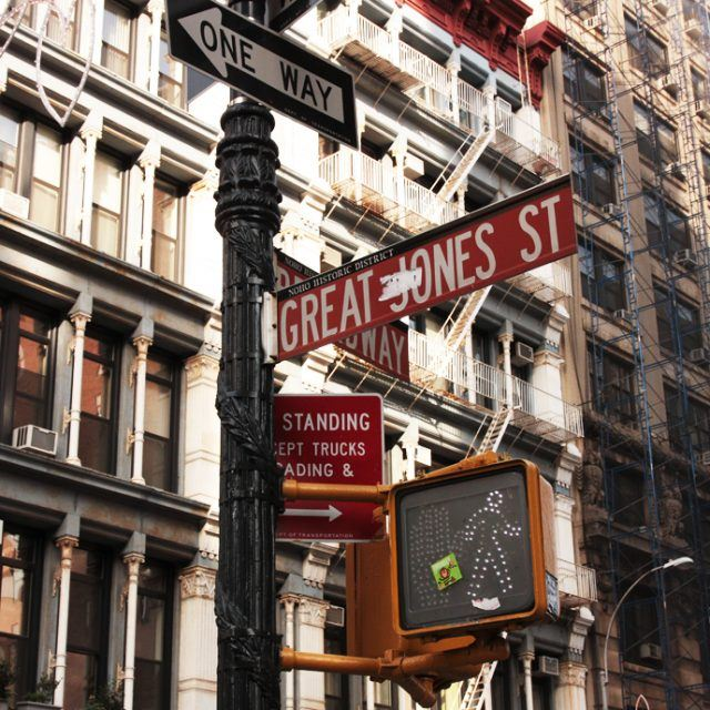 The history behind how Great Jones Street got its name