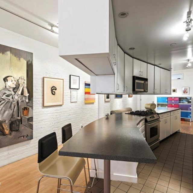 $2.4M Lower East Side pad uses inventive design to complement its railroad layout