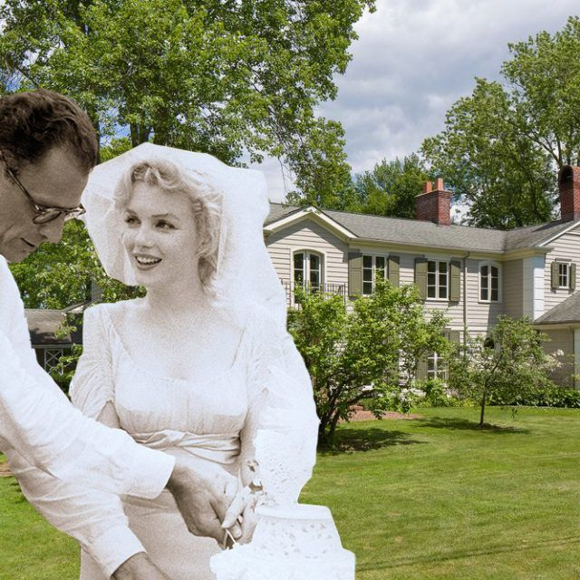 Live in the French Country-style home where Arthur Miller and Marilyn Monroe married for $1.7M