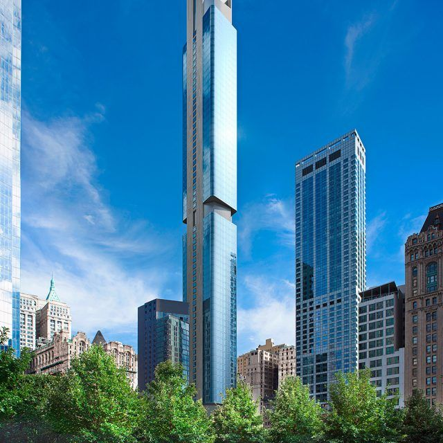 125 Greenwich Street gets new rendering, taller 912-foot height