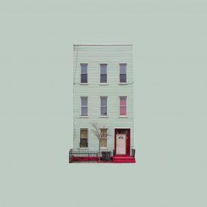 Boswijck, Bushwick architecture, Niv Rosenberg, NYC architectural photography