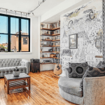 105 Lexington Avenue, Bed Stuy, loft, cool listings