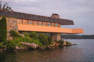 petra island, frank Lloyd wright, Joe Massaro, chilton and chadwick