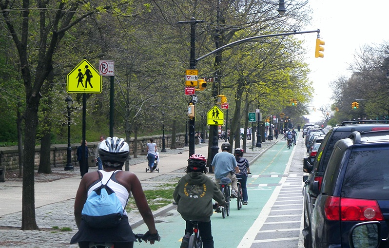 New York City's first crosstown bike lanes proposed for Midtown