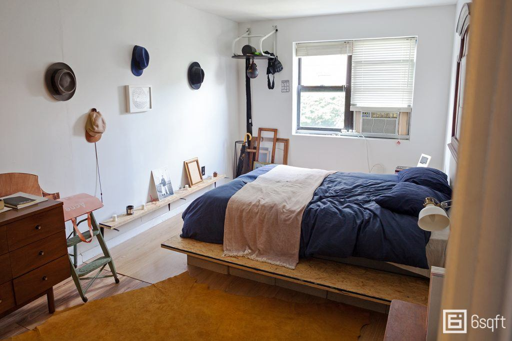 My 900sqft: An interior designer fills his Bed-Stuy home with rare ...