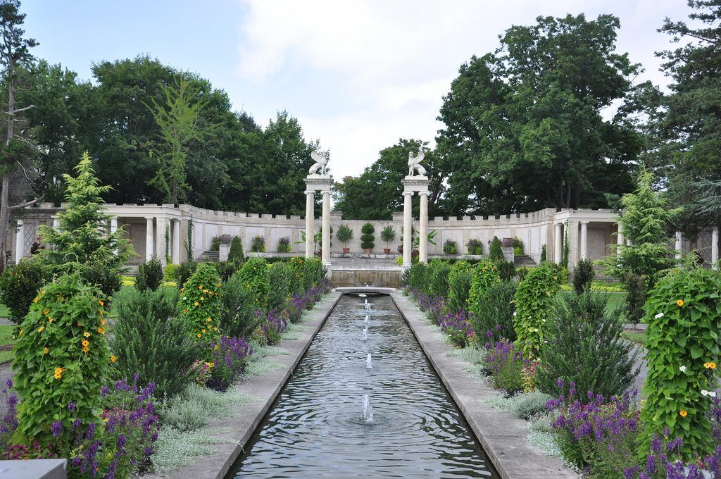 Did You Know The Finest Persian Garden In The Western